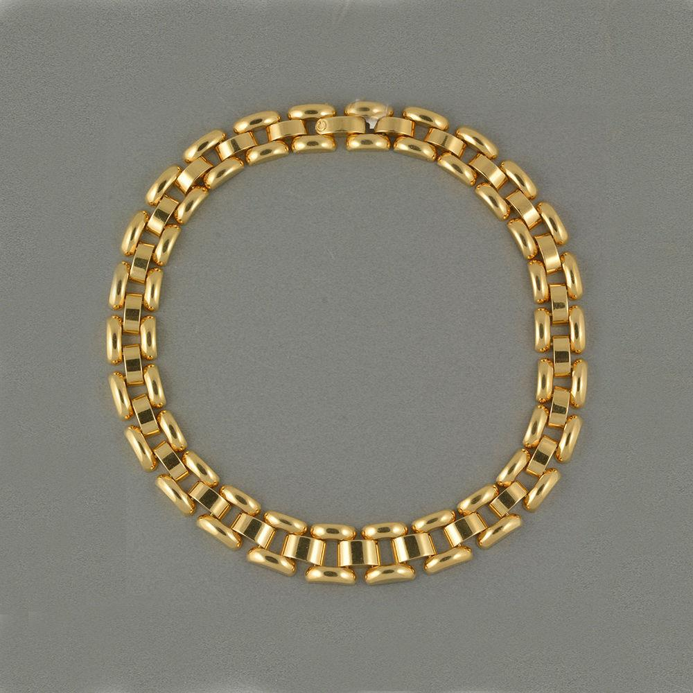 Chopard. Gold heavy collar everyday wearable 1970/80c