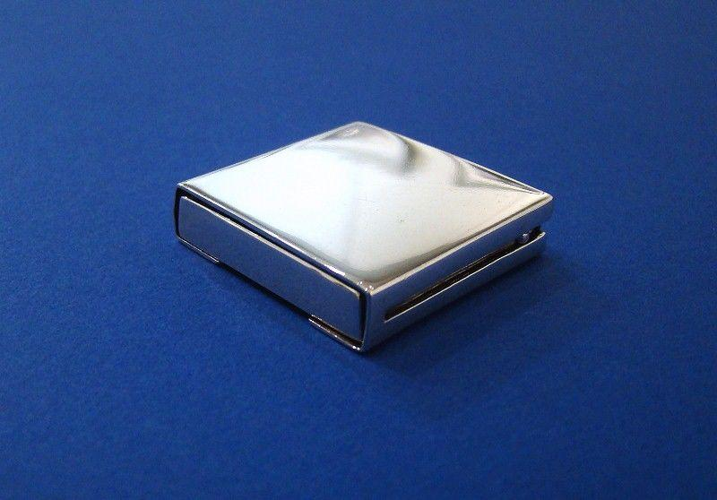 Edwardian Silver Stamp Case