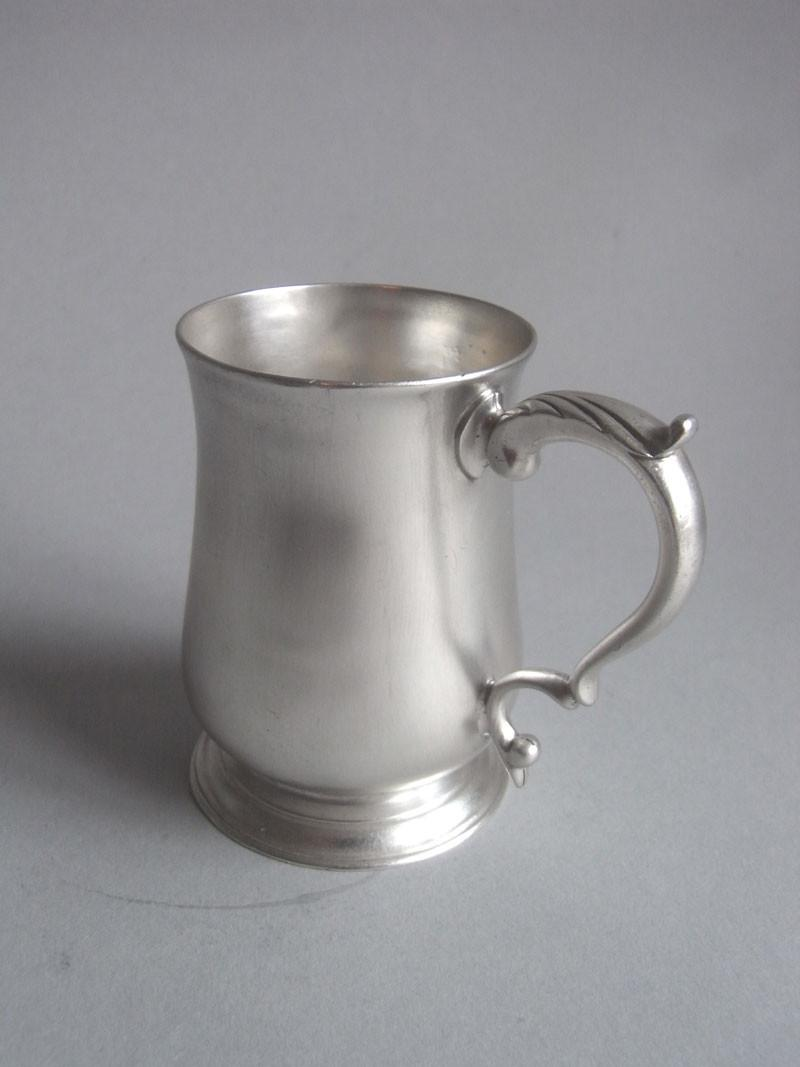 A George III Childs Mug made in London in 1783 by Walter Brind