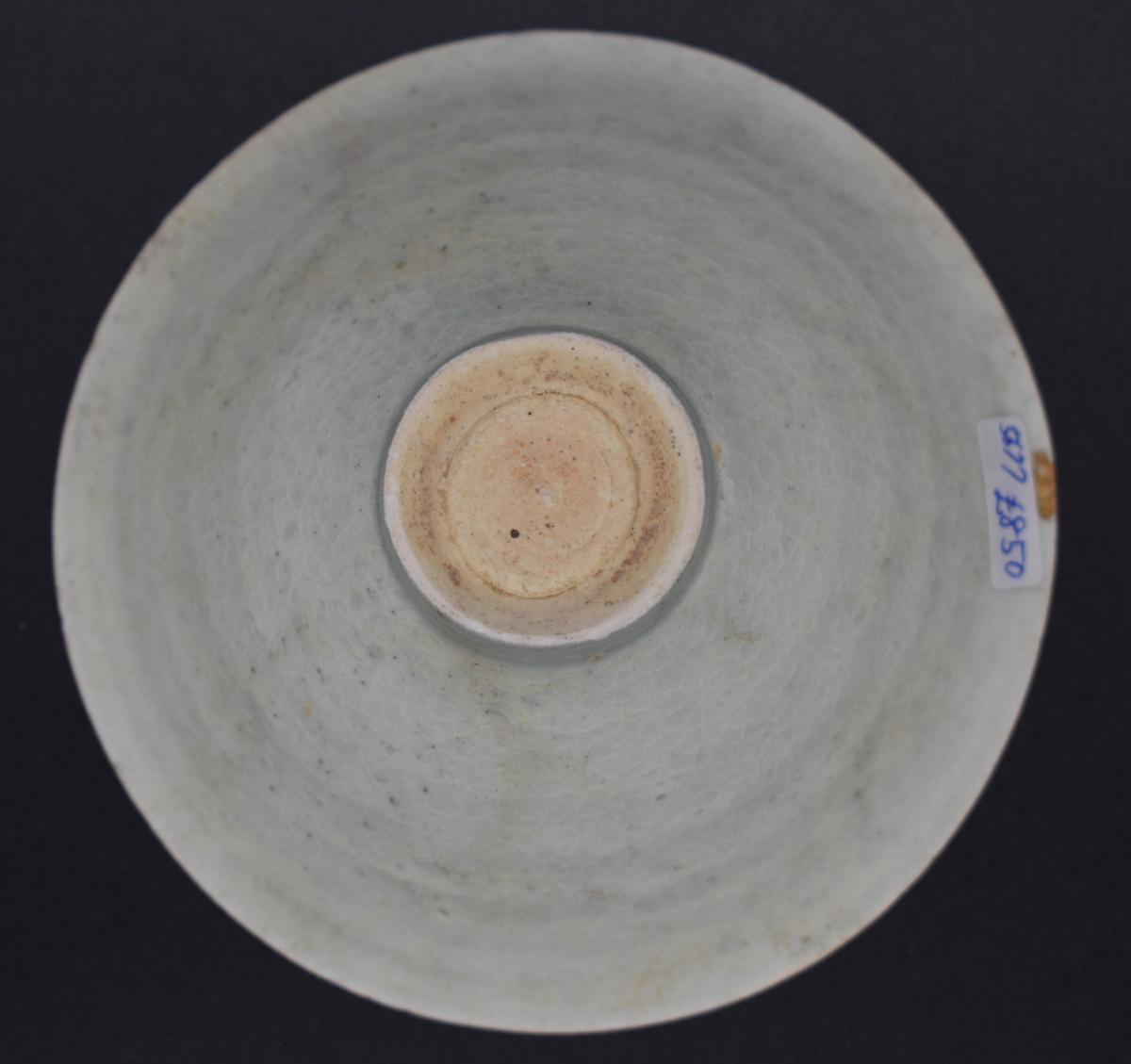 A Qingbai conical cup