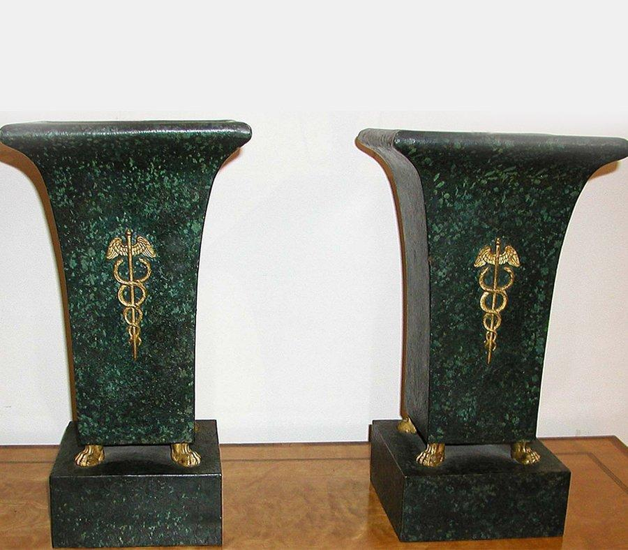 Pair of Urns, French circa 1825
