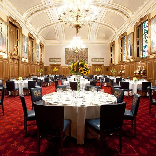 BADA Centenary Dinner at Clothworkers' Hall