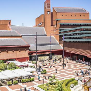 The British Library Treasures Tour