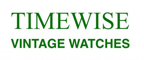 Timewise Vintage Watches London Logo