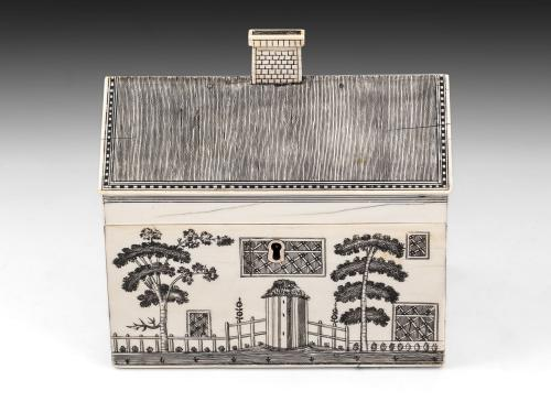 Vizagapatam House Sewing Box