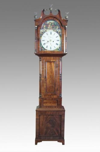 Scottish Longcase Clock by William Young, Dundee
