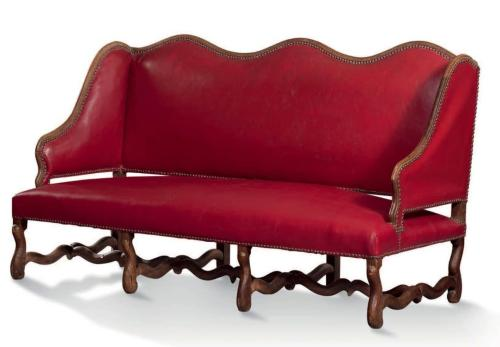 A Louis  XV Period Settee