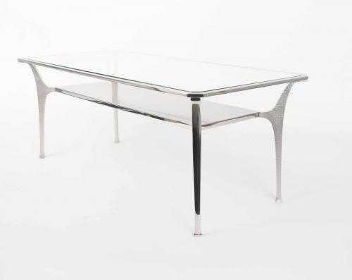 "Maison Charles ""Potence"" low table"