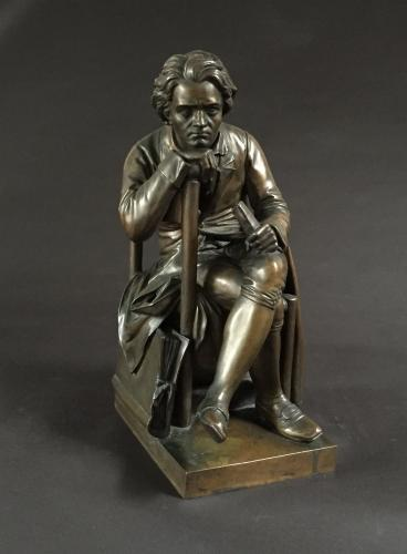 Beethoven by Charles Fuller (1830-1870)