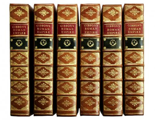 Gibbon's History of the Decline and Fall of the Roman Empire