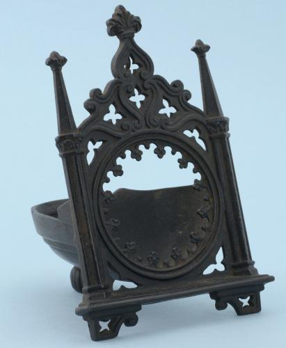 Small Cast Steel Watch Stand