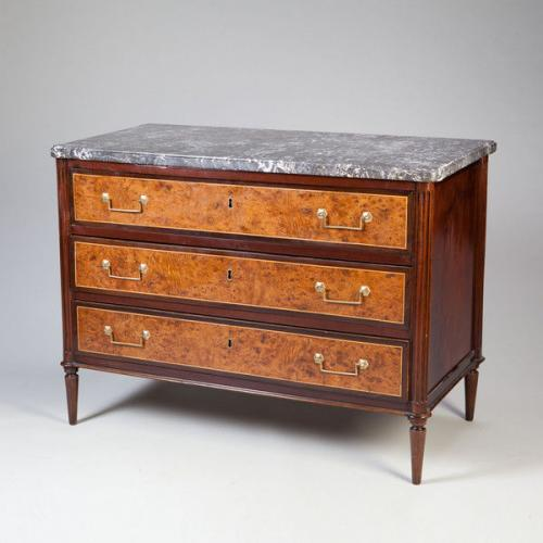 A 19th Century Commode Stamped E. Guyard