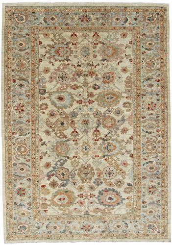 Contemporary Sultanabad carpet
