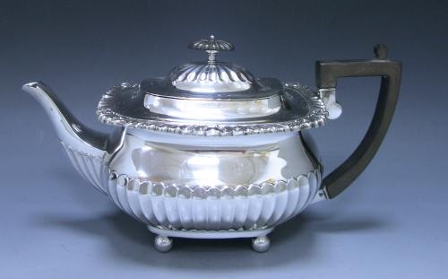 An Edwardian Antique Silver