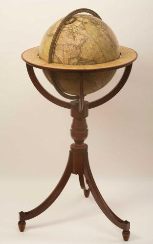 Newton's New & Improved Terrestrial Globe