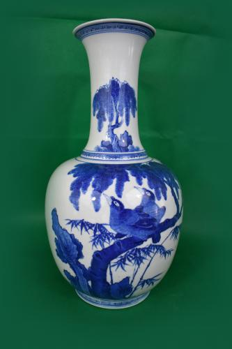 Blue and White porcelain - 18th century