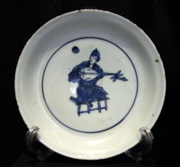 Blue and White porcelain - Tianqi (1621-1627)