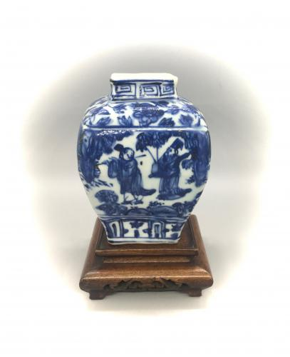 Blue and White porcelain - Ming Jiajing 1522-1566