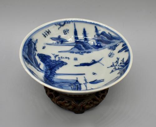 Blue and White Porcelain- Wanli (1570-1580)