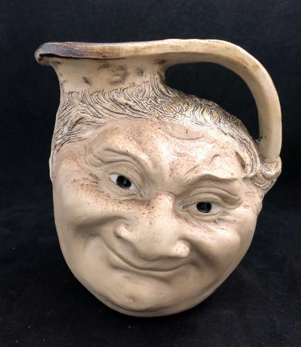 Martinware Face Jug