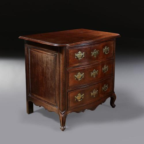A late 18th century port commode