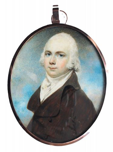 A Gentleman, George Place, circa 1790