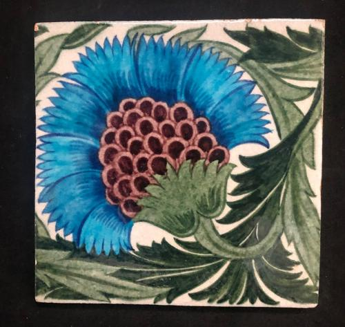 William De Morgan Tile