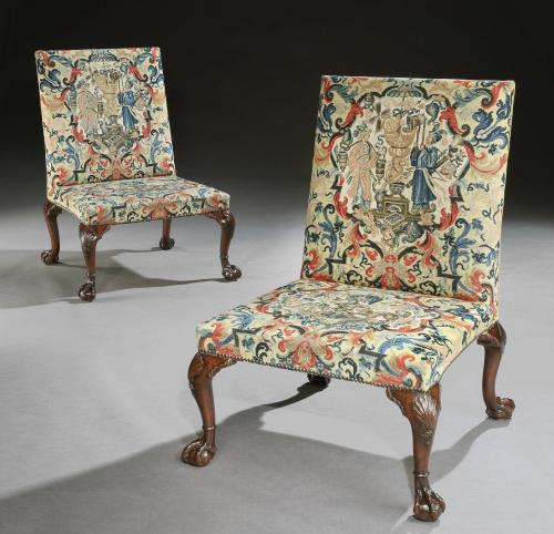 The Hanbury Hall Chairs