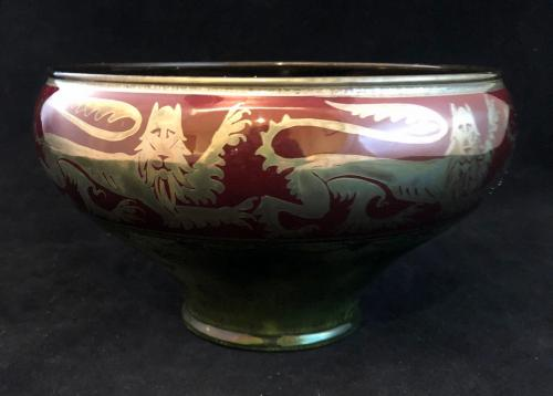 Pilkington Lustre Bowl