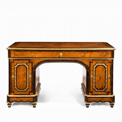 Napoleon III secretaire desk by Diehl