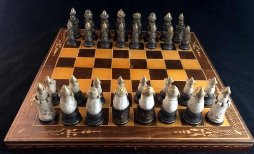 Doulton Chess set