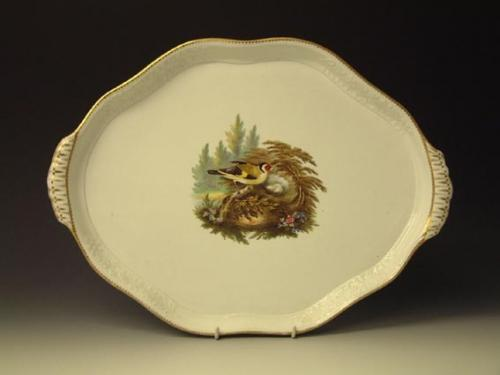 Spode tray. English c.1820