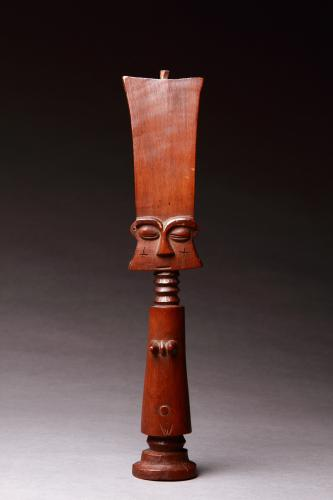 West African Ghana Fanti Peoples Female Fertility Doll