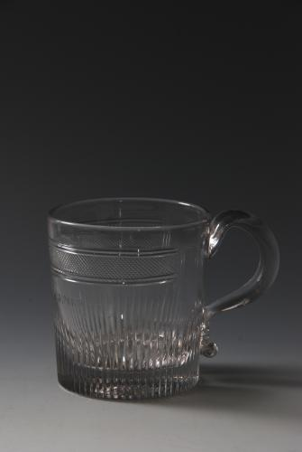 Mug cut diamonds. English c.1820