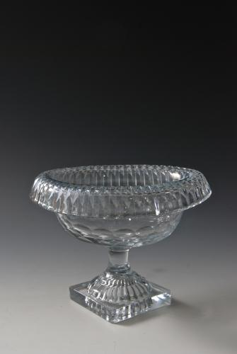 Small oval turnover bowl c.1800