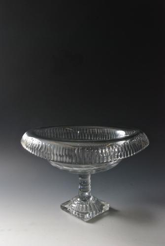 Oval turnover bowl c.1800