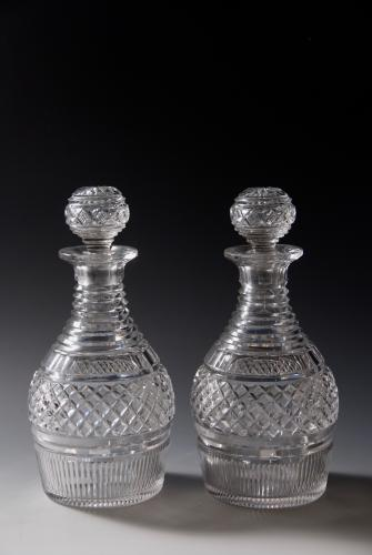 A good pair of decanters