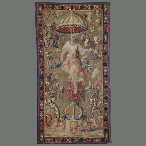 Soho Tapestry of the Goddess Diana
