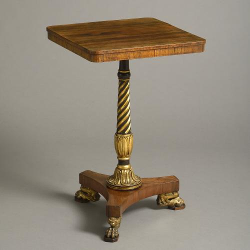 James Newton Lamp Table