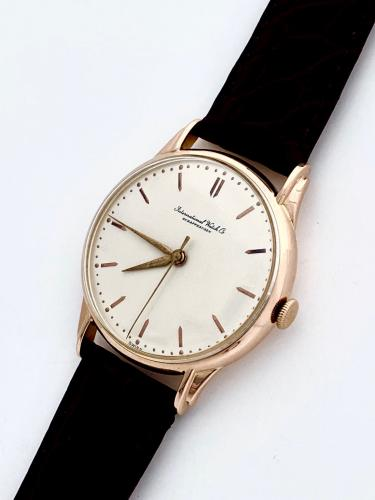 IWC 1950s gents watch 1