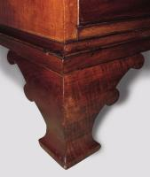 Antique mid 18th Century mahogany Tallboy