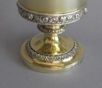 An Extremely Fine & Rare George III Silver Gilt Rummer