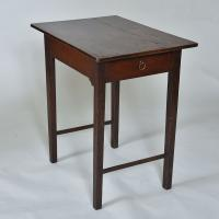 18th century Small Oak Side Table