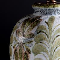 An early 20th century Bloomsbury style Pottery Vase